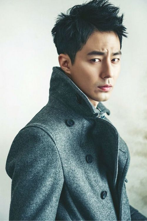 Jo In Sung, can I just TAKE his coat right off his BACK please!!!!