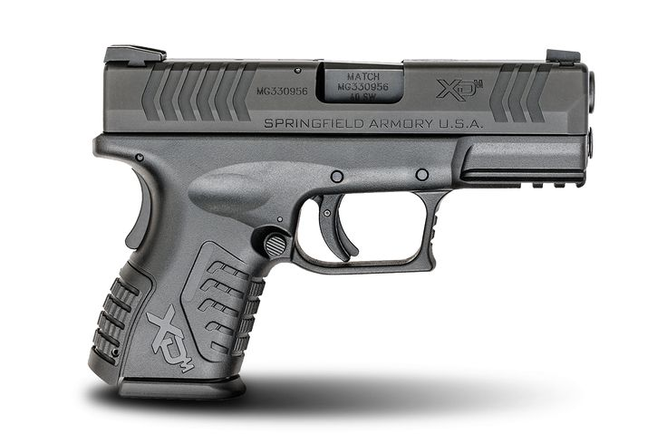 At Springfield Armory, you'll find the XD(M)® compact .40SW handgun for concealed carry protection or competition shooting. Find out more on our website today.