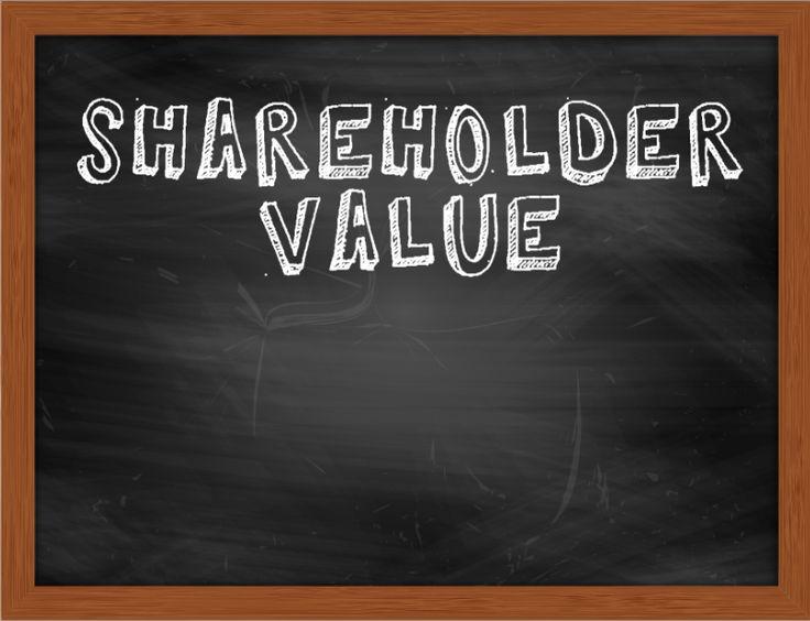 How To Build Shareholder Value | The Portfolio Partnership