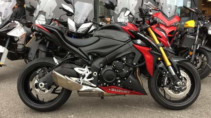2015 SUZUKI GSXS 1000 ABS Just arrived :)