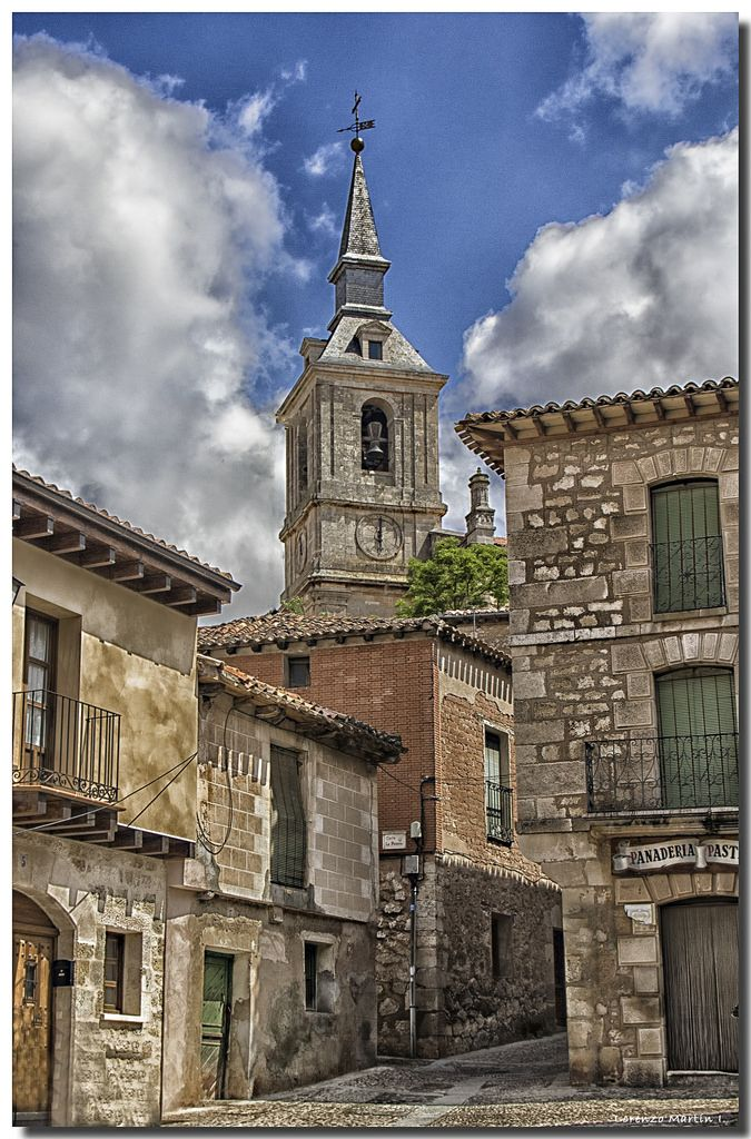 Lerma, Burgos Spain