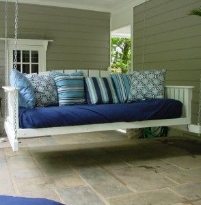 DayBed porch swing