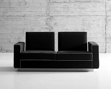 #sa32   #Saarinen sofa designed for the Chicago University's Library - Faculty of Law