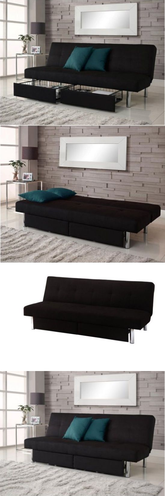 Sofa bed with storage underneath - Futons Frames And Covers 131579 Futon Frame And Mattress Included Sofa Beds For Small Spaces