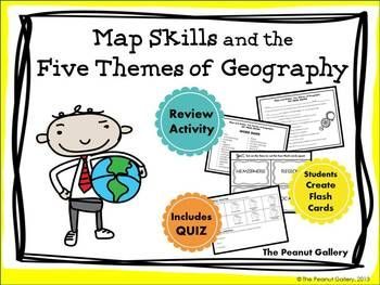 Geography study tips