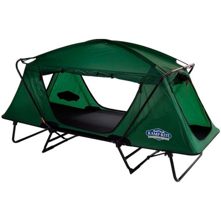 Kamp Rite Oversized Tent Cot, Green