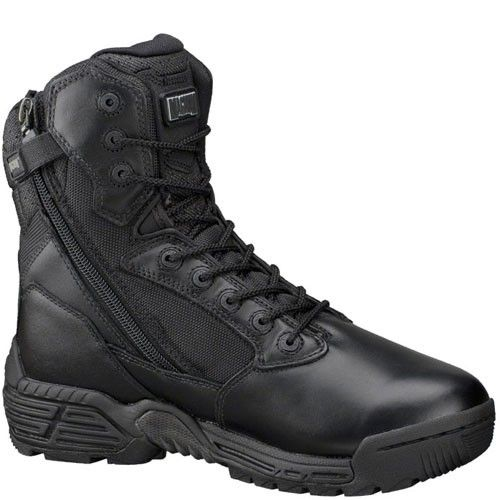 Men's black GALLS  8 in. Comp Toe Duty boots  sz 12 M  NIB
