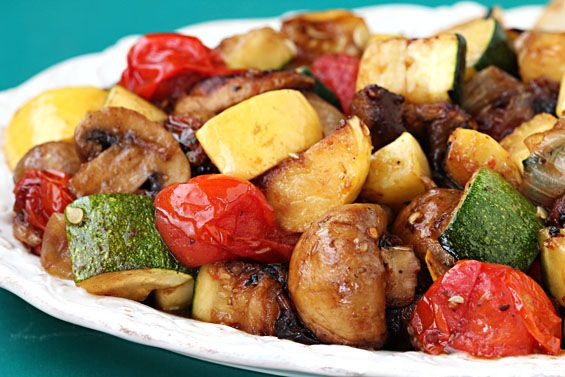 Easy Grilled Vegetables | gimmesomeoven.com