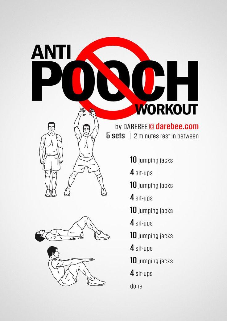 Anti-Pooch Workout