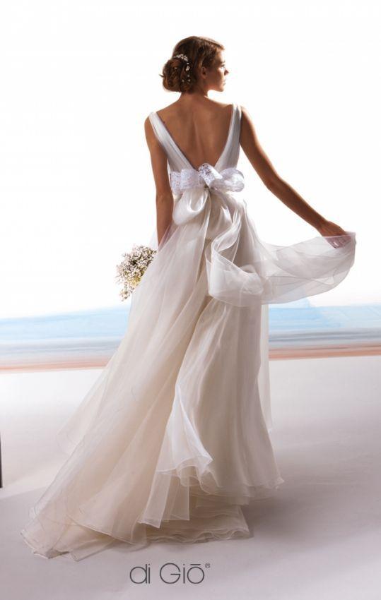 Featured Dress: Le Spose di Giò; Wedding dress idea.