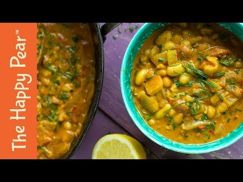 Easy Bean Curry | The Happy Pear