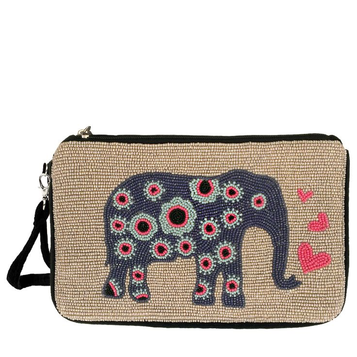 Beaded Clutch - Coco