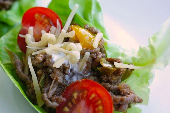 Sla taco's - Francesca Kookt