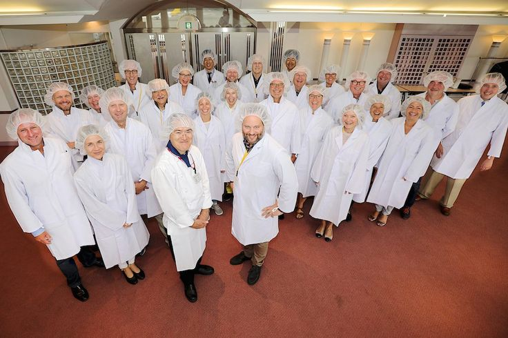 SAS Strives to Fulfill Passenger Dreams and Its Own With Experiences Program for Elite Flyers  SAS frequent flyers visit the airline's catering kitchen near Tokyo Narita Airport during a recent trip led by the airline's head chef Peter Lawrance. Lawrance is the foreground center with a beard. SAS  Skift Take: We're not surprised SAS frequent flyers love to take trips with the airline's head chef though we're impressed the airline found 20 takers willing to spend $5000 a piece (plus 100000…