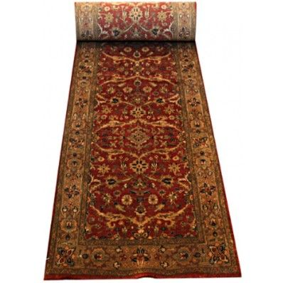 Check this out beautiful ANTIQUE KASHAN DESIGN HALL RUNNER a traditional Indian rug with antique look and designs. #rugs #deign #contemporaryrugs #designerrugs