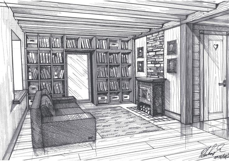 Private house - interior design