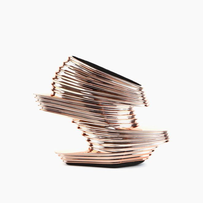 La Nova Shoe de Zaha Hadid imaginée en collaboration avec Rem D.Koolhaas, designer et fondateur de la marque de chaussures futuristes United Nude