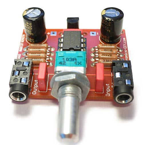 Image Result For Diy Amplifier For Headphonesa