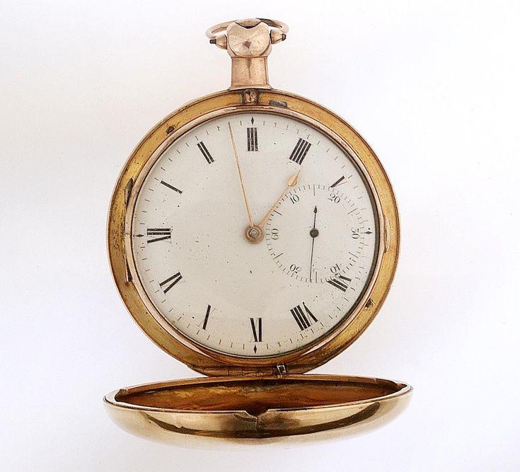 National Maritime Museum: reloj inglés de 1811 (Inventario: JEW0262)