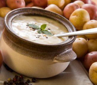 Chutná zemiaková polievka poslúži nielen ako výdatná večera