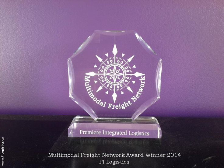 We are so very proud to be recognized among our peers. Thank you Multimodal Freight Network