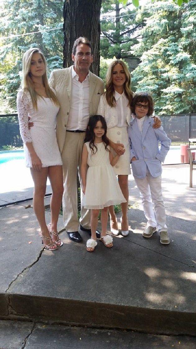 Julie Snyder et Pierre-Karl Péladeau font baptiser leur fille