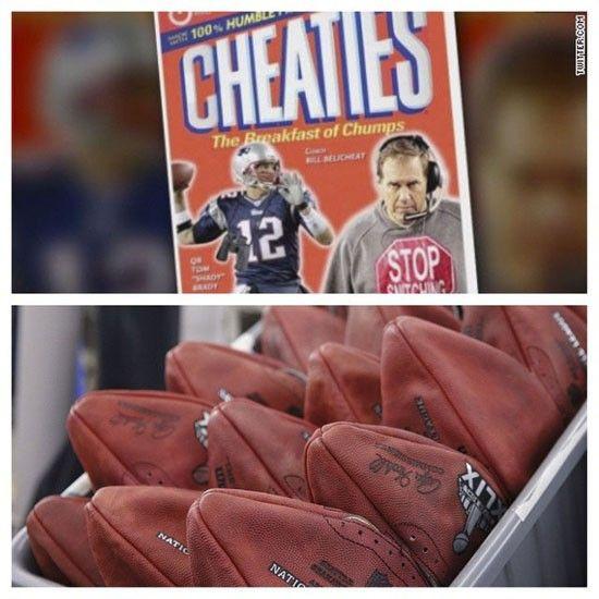 Funniest Tom Brady DeflateGate Memes