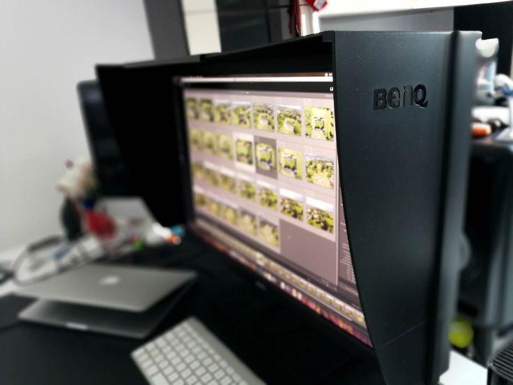 BenQ SW2700PT: Monitorul pentru editare foto, in test