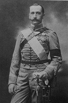 Prince Carlo Tancredi di Borbone  (Gries am Brenner, 10 november 1870 – Siviglia, 11 november 1949)