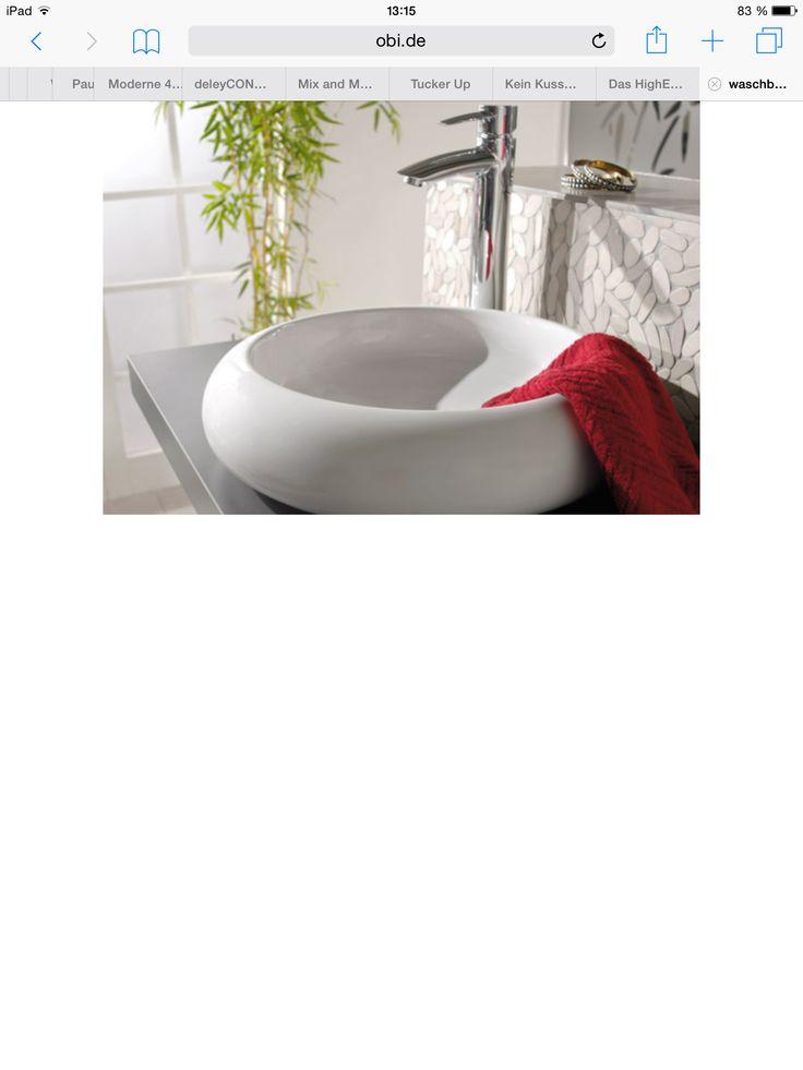 20 best Badezimmer images on Pinterest Bathroom, Bathroom ideas - badezimmer farbe obi
