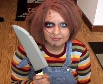 Best 25+ Chucky doll costume ideas on Pinterest | Chucky outfit ...