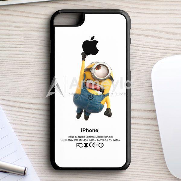 Despicable Me Minion Avenger iPhone 7 Plus Case | armeyla.com