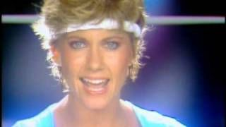 Olivia Newton-John - Physical, Love the song...video, not so much!~ :)