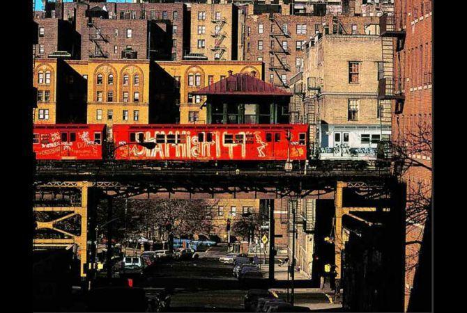 Né dans la rue – Graffiti à la Fondation Cartier