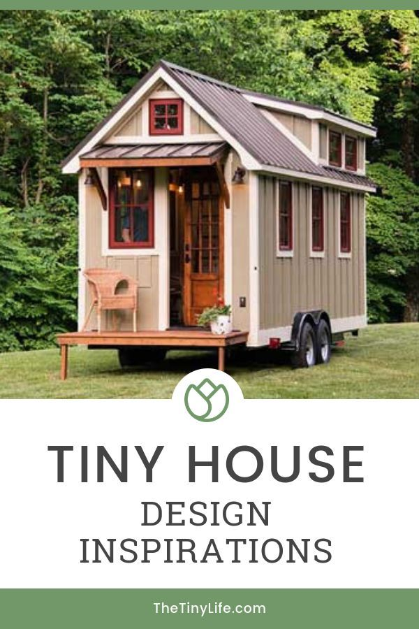 Design Inspirations For The Perfect Tiny House On Wheels Frugal