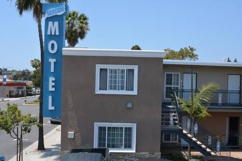 Seaside Motel Redondo Beach (California) This motel in Redondo Beach, California is within a 10-minute drive of Manhattan Beach and Hermosa Beach. The motel offers free Wi-Fi, on-site laundry facilities and rooms with a microwave.