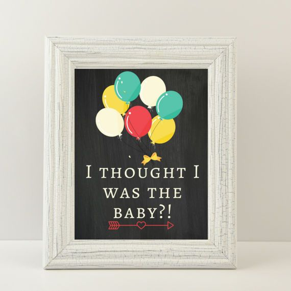 Pregnancy Announcements Sibling pregnancy sign Pregnancy