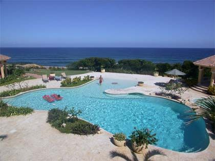 Maison de vacances de luxe en République dominicaine  - Photo detail: Maison de vacances de luxe. Lisez en plus sur Logic-Immo.be !