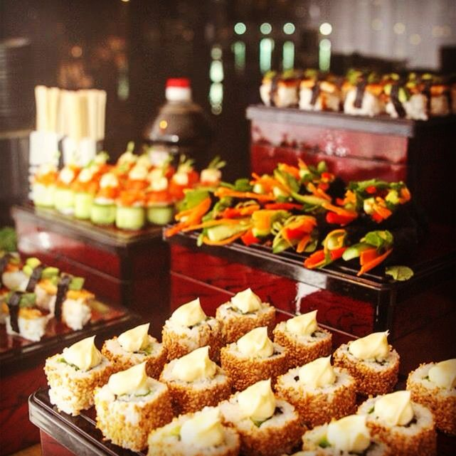 35 Best Images About Reception Buffet, Food Stations