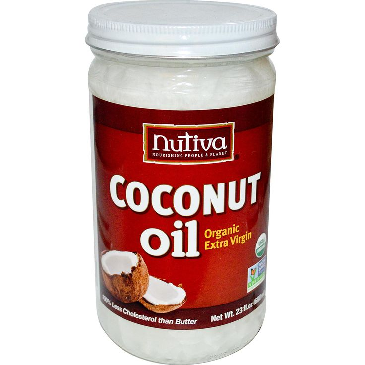 Nutiva, Coconut Oil, Organic Extra Virgin, 23 fl oz (680 ml)  - I use this after I brush my teeth every day, swoosh it around in your mouth for 20 minutes and I swear your mouth will feel amazing!