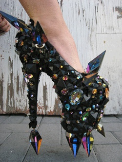 <3 ER personnel love these shoes.  Especially if they get paid on commission. YIKESSS!!!