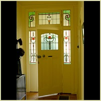 I want to do my own stained glass by painting on windows in my home :)