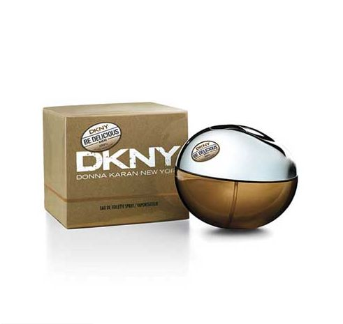 DKNY Be Delicious EDP 100ml #http://pinterest.com/savate1/boards/ Perfume DKNY Be Delicious for men with aromas of fresh green apples