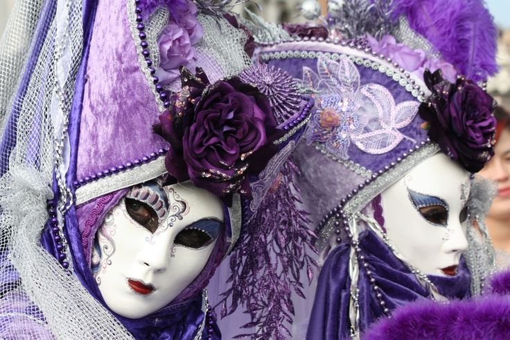 23 absolutely mesmerizing photos of the Venice Carnival