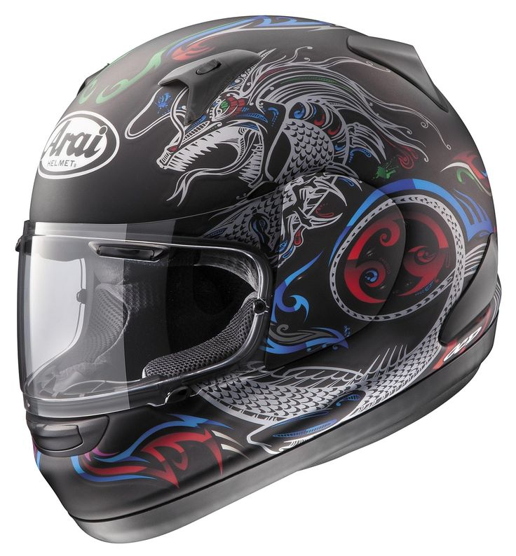 The Arai Signet-Q (the long-oval shaped cousin to the RX-Q) is the product of a racing lineage going back to the late 1970's. Since Arai's inception, their R...