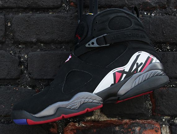 "Air Jordan VIII ""Playoffs"""