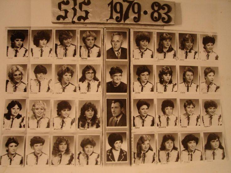 Od Jany, SZŠ Teplice 1983