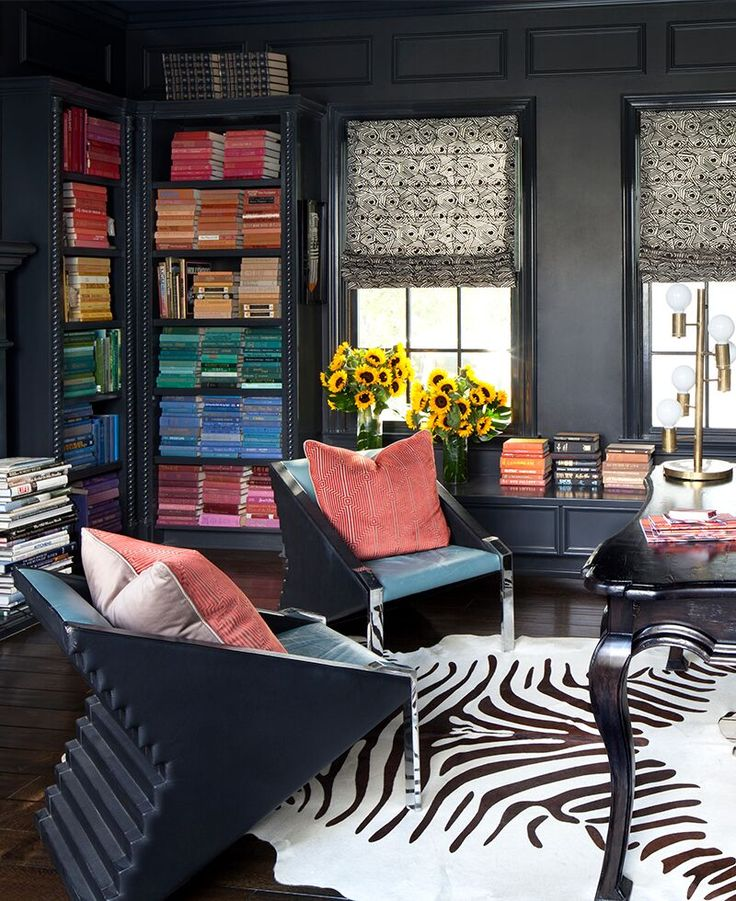 17 Best Images About Glam Home Offices On Pinterest
