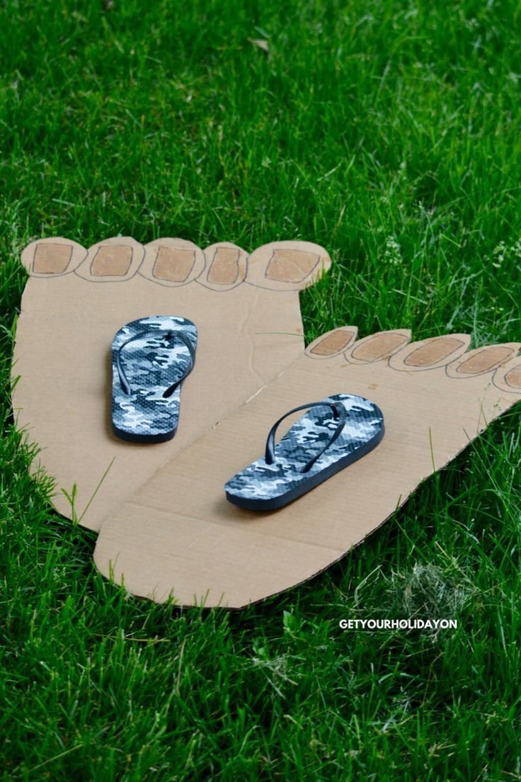 Hilarious & Funny Two Left Feet Spiel #DIY # mom10…