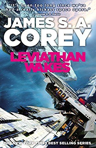 book cover of   Leviathan Wakes